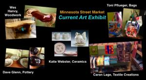 Current Art Exhibit June